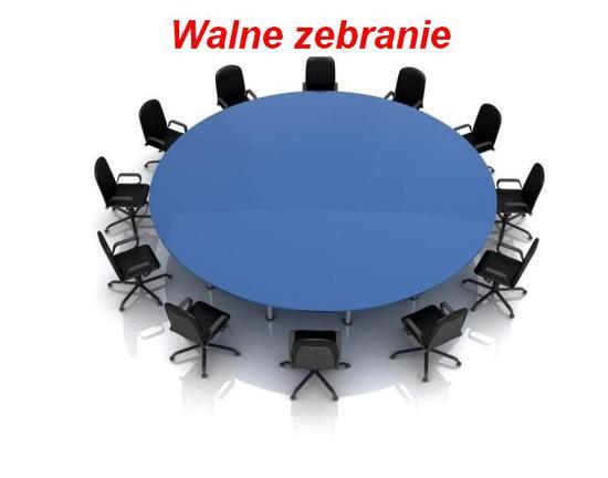 Znalezione obrazy dla zapytania walne zebranie